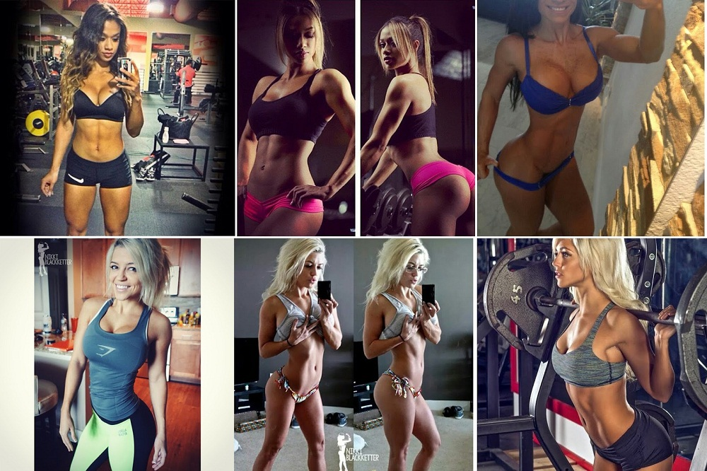 Hottest Fitness Models on Instagram