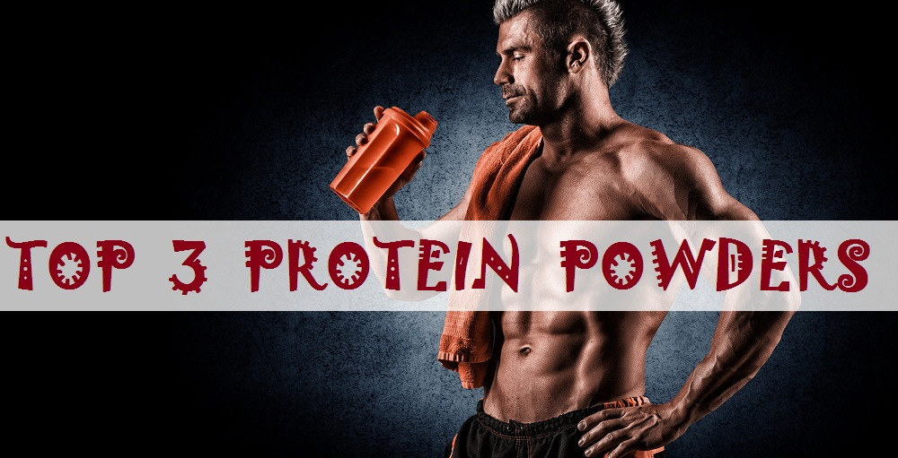 Top-3-Protein-Powders