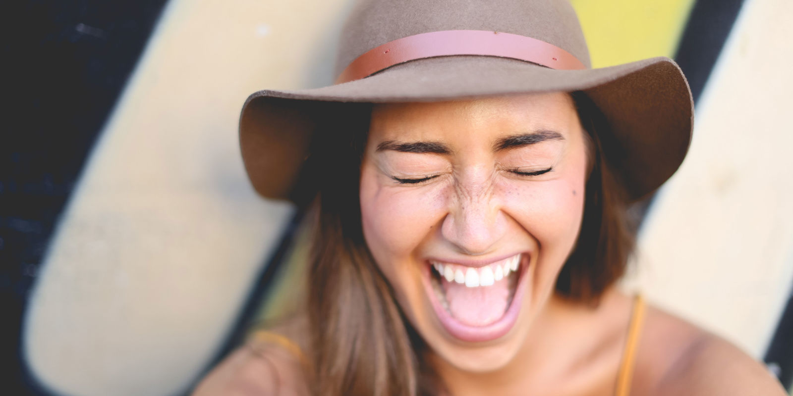 laughing is good for healthy brain
