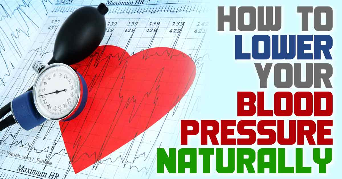 reducing high blood pressure
