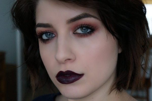 Gothic makeup 2017