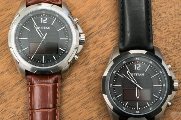 Titan wrist watches