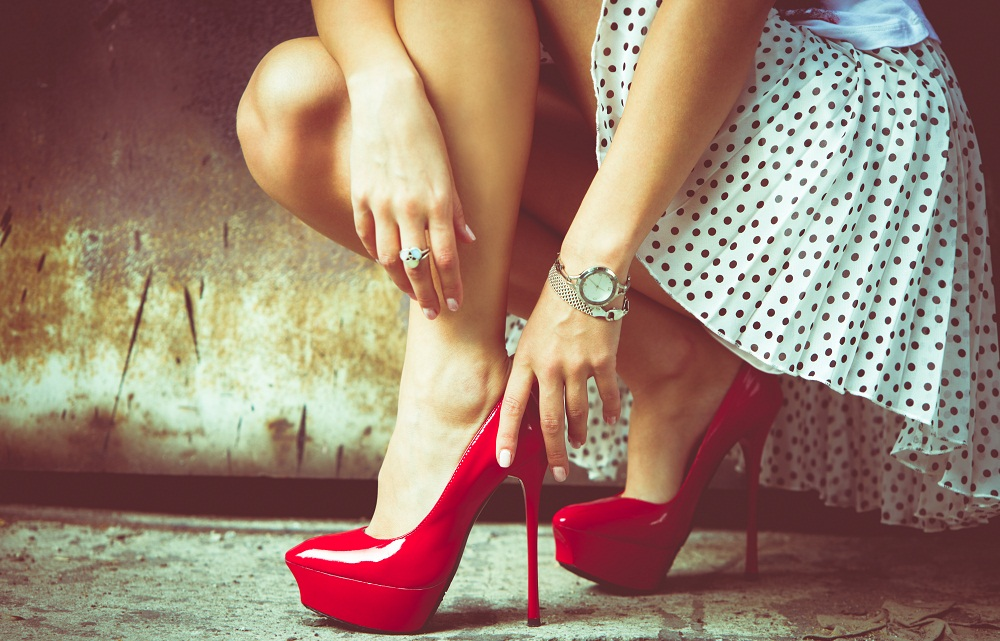Why Women Should Wear Heels