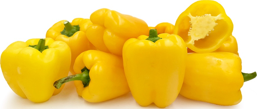 Yellow Bell Peppers for healthy hair