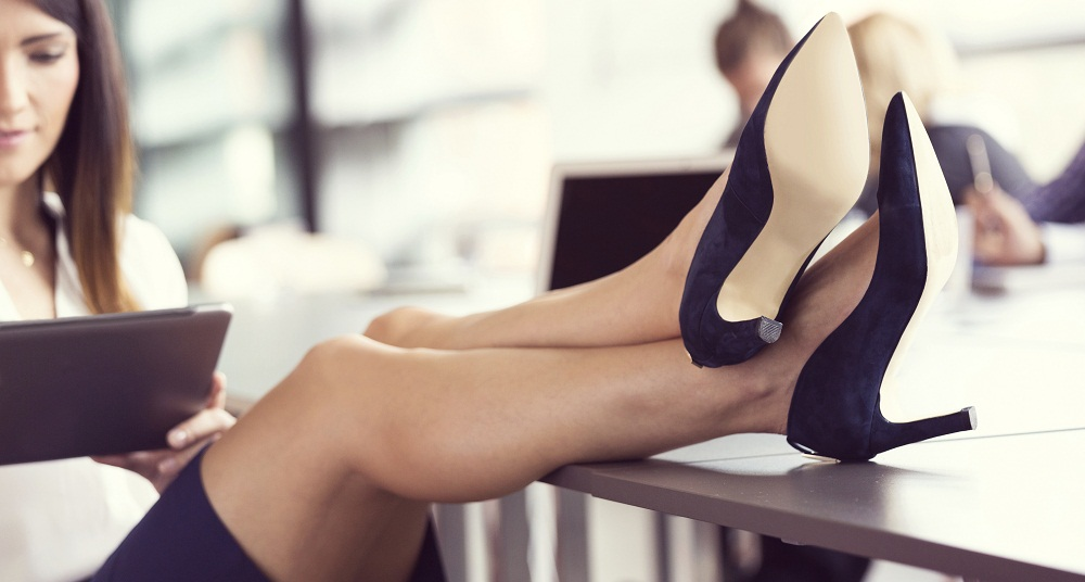 You Will Feel Confident in Those Heels