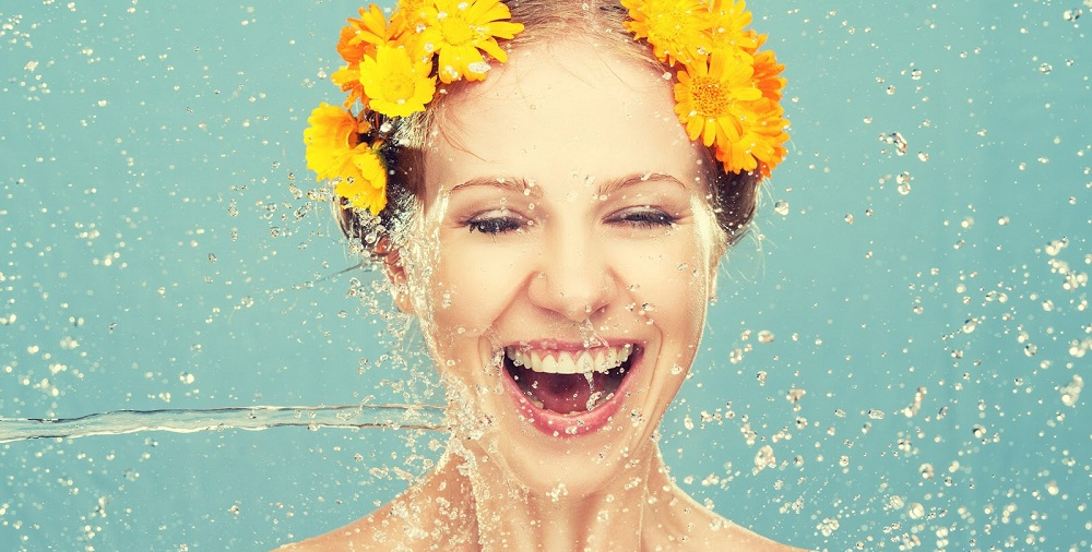importance of water for skin