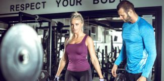 gym clothing options
