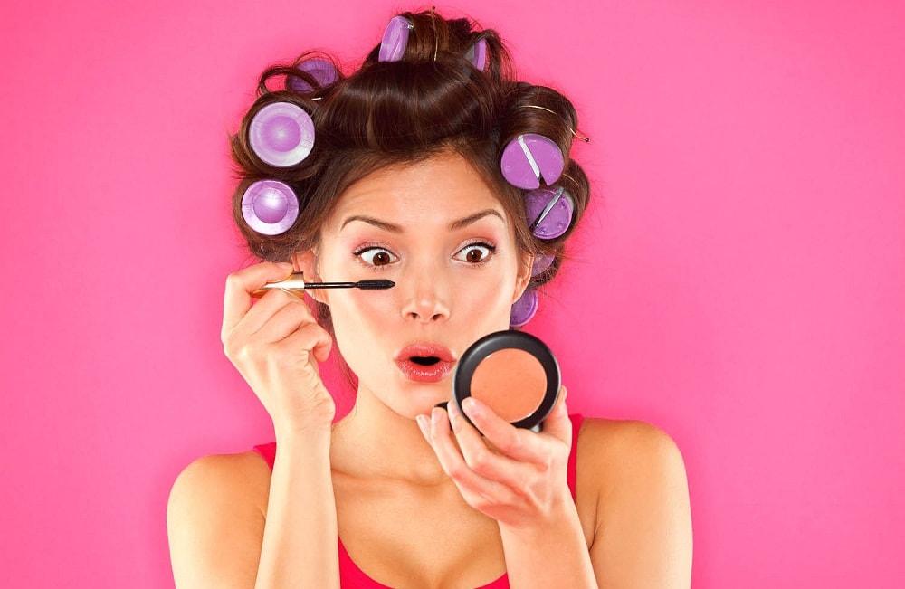 History of mascara