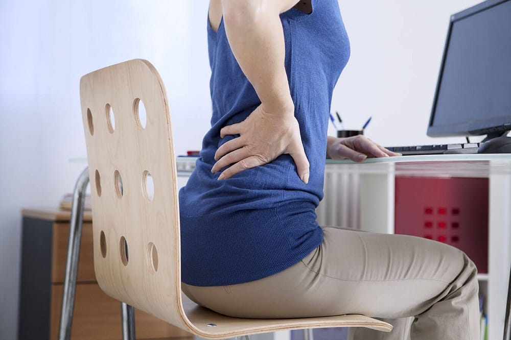 sitting too long back pain