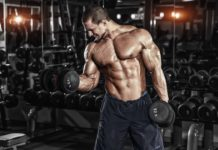 Cardio and weight training