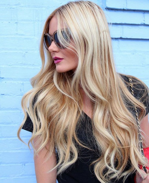Relaxed Curls - Fall hair trends