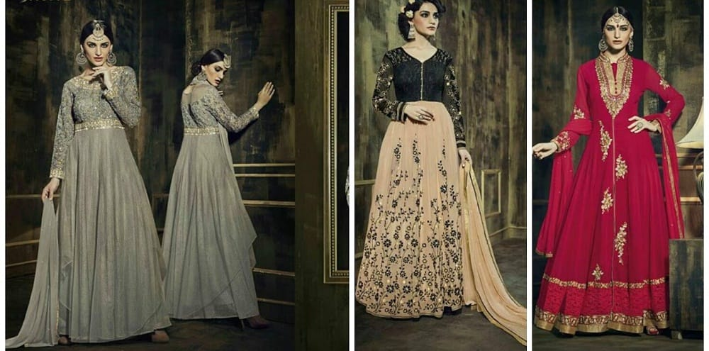 The Evergreen Anarkali