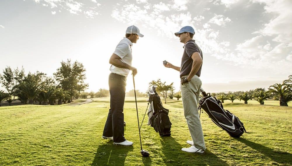 Golf exercises for heart health