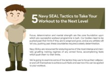 Navy Seal Tactics Infographic