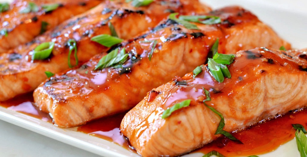 Salmon - best foods to eat to lose weight