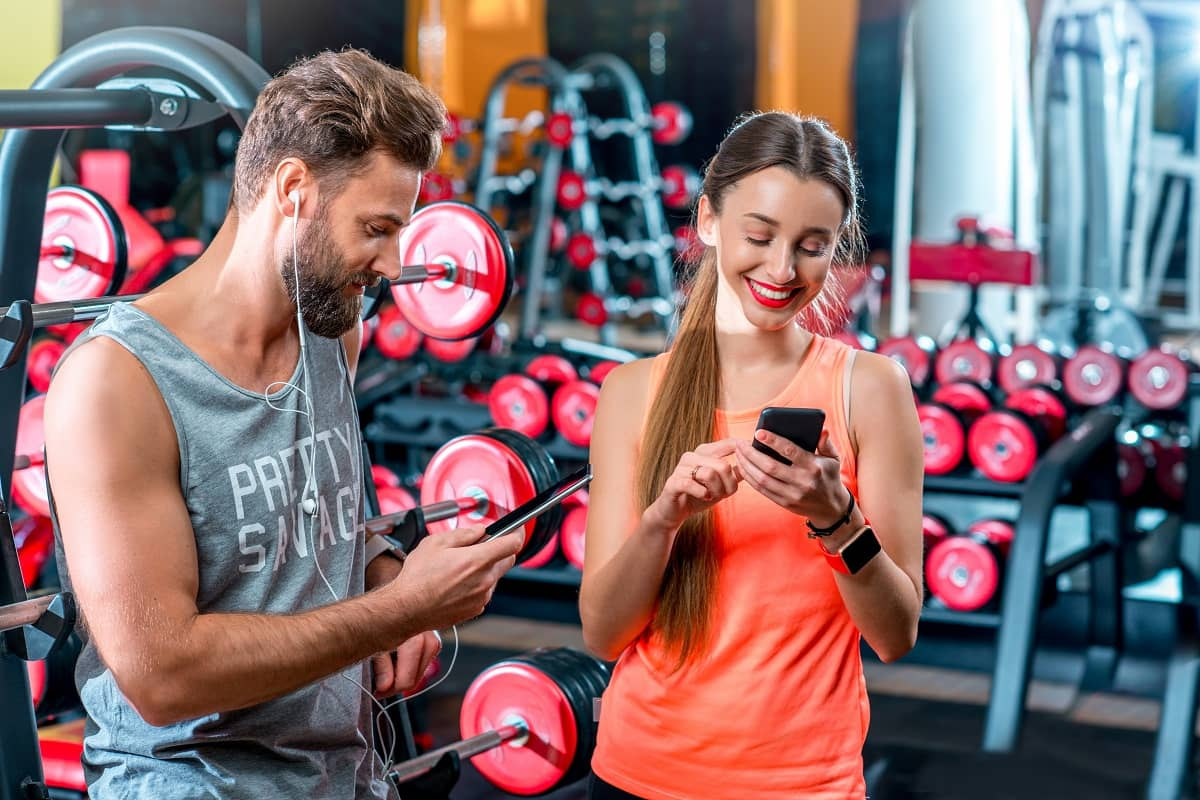 Social networks will help lose weight 45