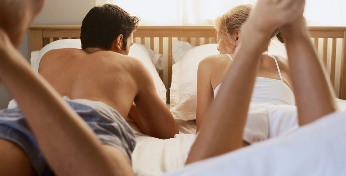 Couple déprimé après le rapport sexuel &quot;width =&quot; 1100 &quot;height =&quot; 560 &quot;/&gt; </p> <p style=