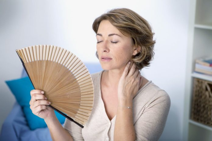 Most common symptoms of menopause