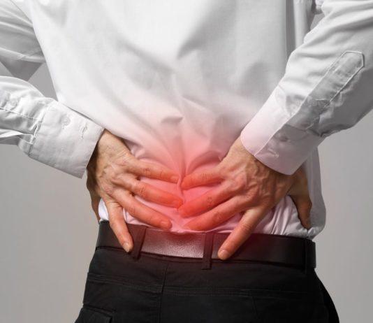 Back pain prevention