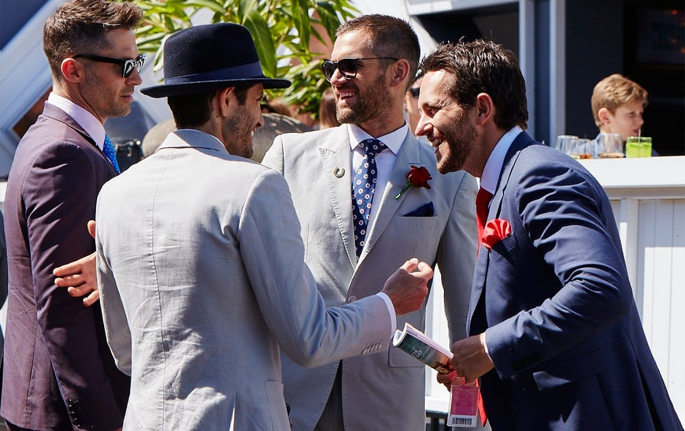 man's guide to race day style