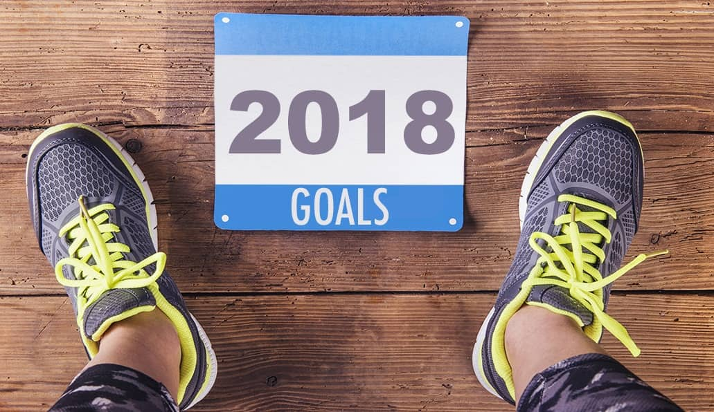Fitness plans for 2018