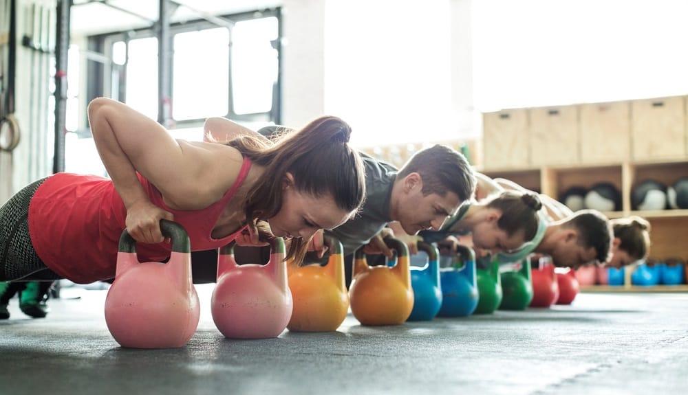 Focus to meet your fitness goals