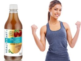 HealthKart apple cider vinegar with mother review