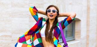 How to dress like a supermodel