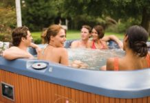 Hot tub safety rules, Hot tub safety tips