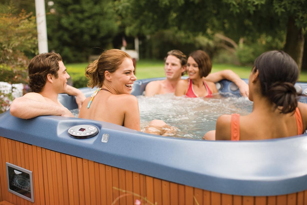 What Is Hot Tub Safety?   My Beauty Gym