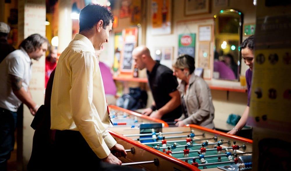 East london bars