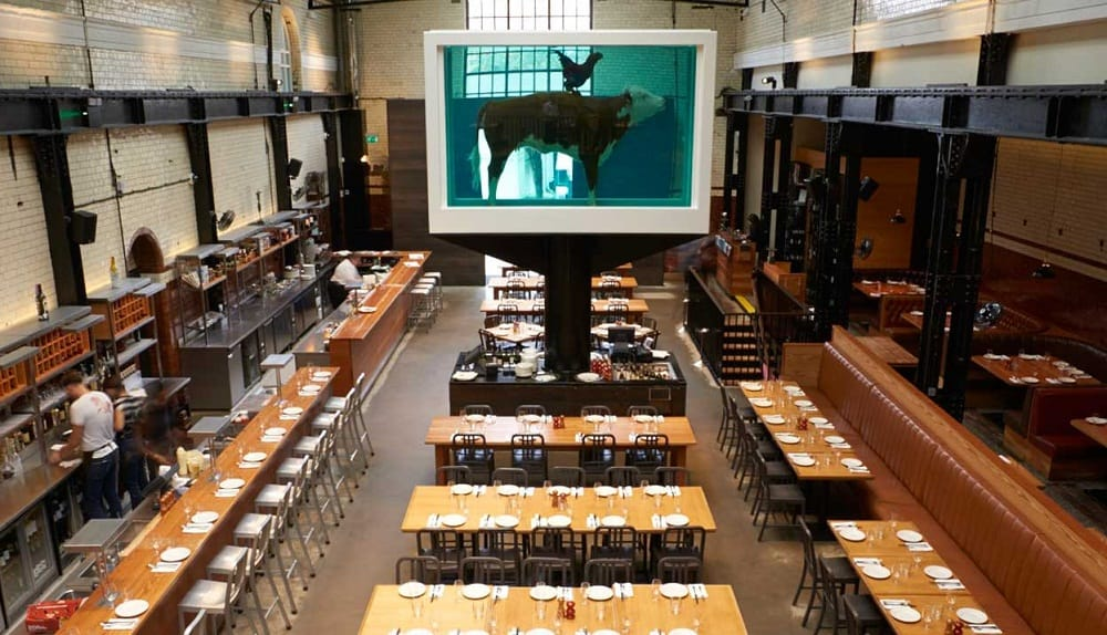 Best places to eat in east london