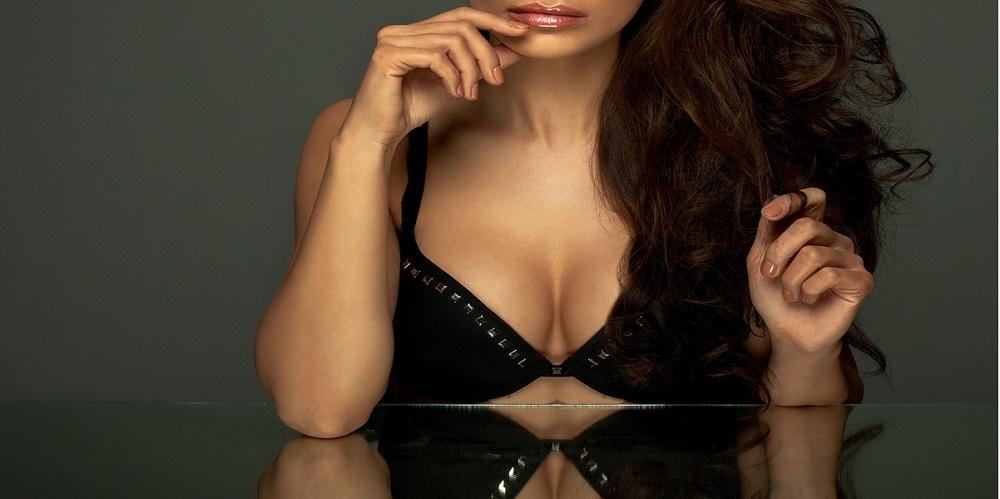 Natural looking breasts