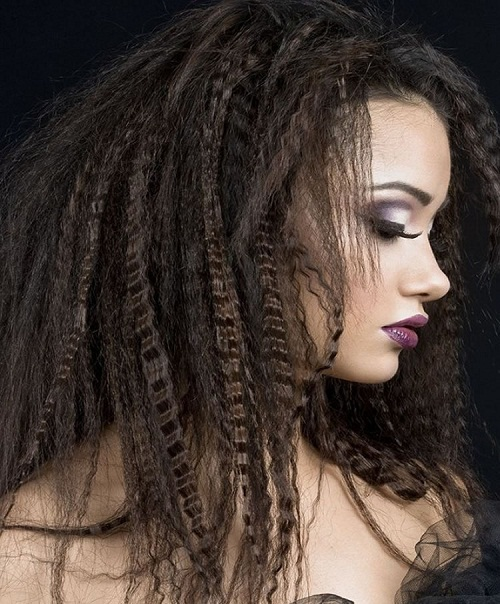 hair crimp styles celebrate this winter in style my 4761