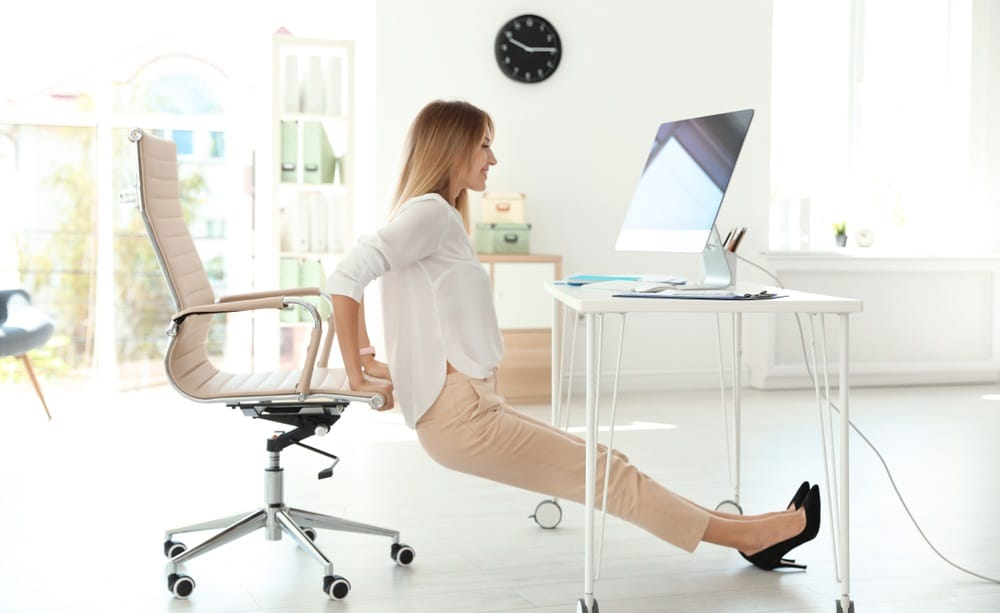 Exercise at office, Incorporating exercise into work day